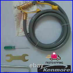 Kenmore Conversion Kit For Fiver-Burner Island Grill Propane To Natural Gas New