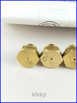 LG Propane Conversion Kit (LP) Orifices Models# LCG3091, LSCG306, LCG3691, LSCG366