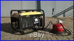 LPG NG propane conversion kit for gasoline generator 6kw GX420 190F auto choke