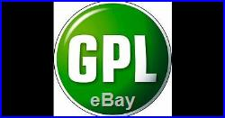 Leisure Gourmet GRB6GV Gas Double Oven LPG Conversion Kit G30 G31 Propane