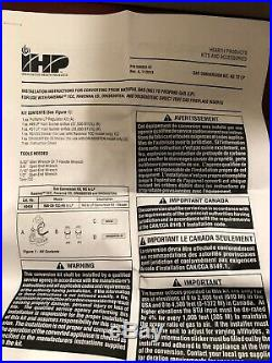 Lennox H8459 Propane Conversion Kit for Ravenna Insert