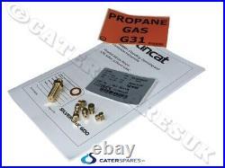 Lincat Ckp65 Lpg Gas Propane Conversion Kit Slr9 Hob / Oven Range Complete Kit