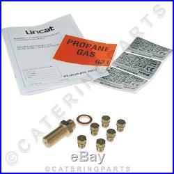 Lincat Ckp65 Lpg Gas Propane Conversion Kit Slr9 Hob & Oven Range Complete Kit