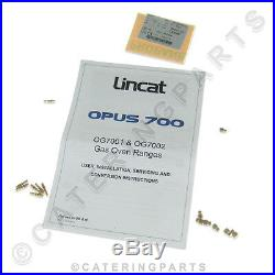 Lincat Gas Conversion Kit Natural Nat To Lpg Propane Ckp31 Oven Range Og7002