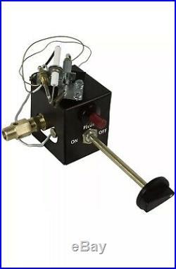 Liquid Propane Conversion Kit for Pleasant Hearth Vented Gas Log Set
