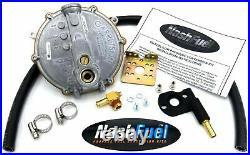 Low Pressure Propane Natural Gas Generator Conversion Generac RS8000E Alt Fuel