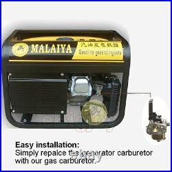 Methane CNG/Propane LPG Gas Conversion Kits F/5-6.5KW Petrol Gasoline Generators