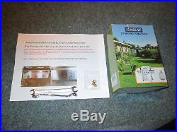 NEW Propane LP Orifice Conversion Kit Weber Genesis II LX S-240 w FRONT CONTROLS