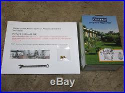 NEW Propane LP Orifice Conversion Kit Weber Spirit II E-310 FRONT CONTROLS