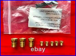 NEW Thermador PLPKIT Rangetop LP (Propane) Conversion Orifice Kit