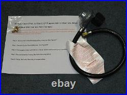 Natural Gas 2 LP Propane Orifice Conversion Kit Weber Genesis 3000 SIDE CONTROL