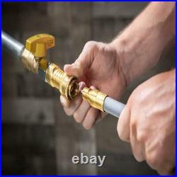 Natural Gas Conversion Kit Propane Blackstone Easy Install Hose 10 in Orifices