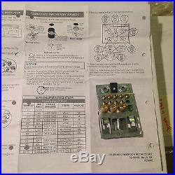 New GE PGB940 Stove Oven Range LP Propane Conversion Kit 31-10993 04-15 GE