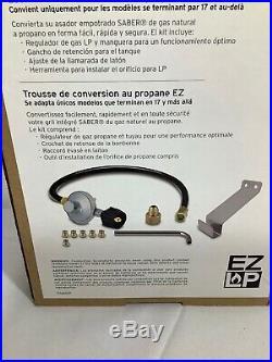 New Saber EZ Liquid Propane LP Conversion Kit FREE SHIPPING