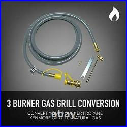Permasteel PP-20300-NS-AM Propane to Natural Gas Conversion Kit for Kenmore 3