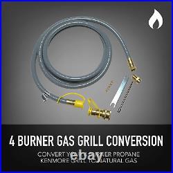 Permasteel Pp-20400-Cs-Am Propane To Natural Gas Conversion Kit