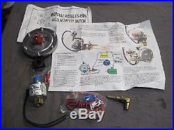 Propane Conversion Kit Microvac Vacuum Engine Shut Off Switch P/N 1501L