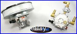 Propane Conversion Kit Tug Forklift 100hp Ford 4.9l 300 Chrysler 292 Slant 6 Lpg