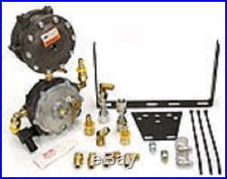 Propane Forklift Regulator LPG Converter Conversion Kit with Lockoff NEW