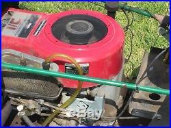 Propane Mower Conversion Kit