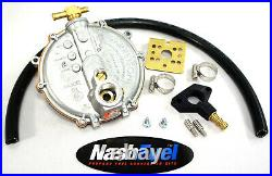 Propane Natural Gas Conversion Generator Champion 100520 420cc 8750-Watt Low Psi