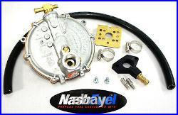 Propane Natural Gas Conversion Generator Champion 100538 420cc 7500-Watt Low Psi