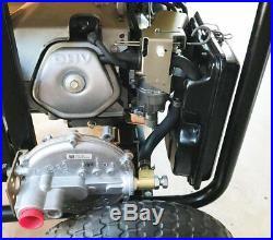 Propane Natural Gas Conversion Kit Huayi 190FD Carburetor Venturi Adapter