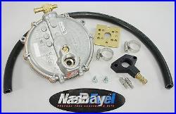 Propane Natural Gas Generator Conversion Honda Eu6500is Alternative Fuel
