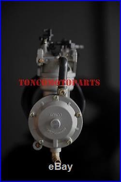 Propane carburetor for pump engine conversion kit 188F GX390 dual fuel TONCO