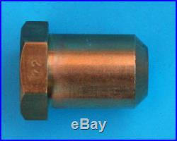 Propane (lp) Conversion Kit Gas Orifices