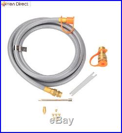 Propane to Natural Gas DYI Conversion Kit for Kenmore 6B Grills 2368 and 23766