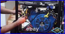 Ridgid withYamaha MZ360 Snorkel Tri Fuel Gas Conversion Kit