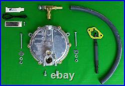 Robin Subaru Propane LP Natural Gas Tri-Fuel Motor Snorkel Gas Conversion Kit