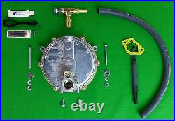 Robin Subaru Propane Natural Gas Motor Snorkel Tri-Fuel Gas Conversion Kit