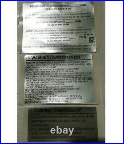 SAMSUNG OEM Natural Gas to Liquid Propane Conversion Kit Orifice DG96-00502B NEW