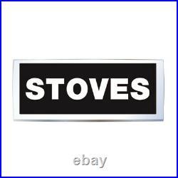 Stoves Sterling 1000 DFT LPG Propane Butane Calor Conversion Kit Part 012860220