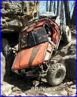 Toyota 22r Complete Propane Conversion Kit Offroad Rock Crawler Truck No Bracket