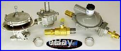 Tri-fuel Propane Natural Gas Conversion Ford 300 6 Cyl Cylinder Engine Generator