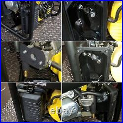 Tri-fuel Propane Natural Gas Generator Conversion DuroStar DS4000S Green 7hp