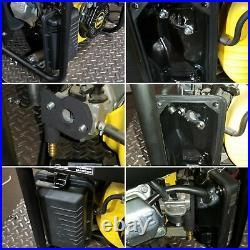 Tri-fuel Propane Natural Gas Generator Conversion Firman P03610 Green 4550 WATT