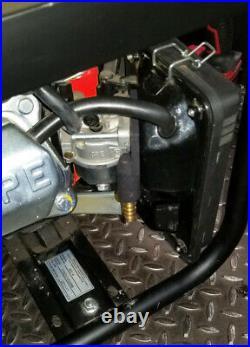 Tri-fuel Propane Natural Gas Generator Conversion Predator 4375 212cc Green