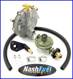 Tri-fuel Propane Natural Gas Generator Conversion Rockpals 2000 Inverter Green