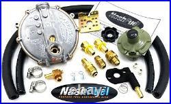 Tri-fuel Propane Natural Gas Generator Conversion WEN 3800 56380I Inverter Green