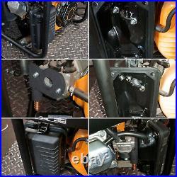 Tri-fuel Propane Natural Gas Generator Conversion WEN 4750 Green 56475