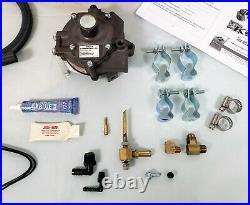 US Carburetion Inc LP Gas (Propane) Conversion Kit Yamaha YG6600 Generator New