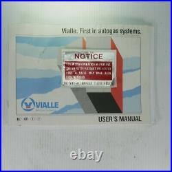 VIALLE F-type Multi Kit (F4/F5 Vapouriser) Propane Conversion Kit (New In Box)