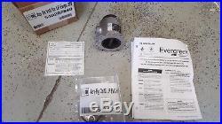Weil Mclain Boiler EVG 220 540202840 LP Gas Propane Conversion Kit
