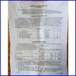 White Rodgers Lpw-05/36c76 Natural Gas To Propane Gas Conversion Kit 168187