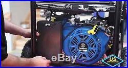 Yamaha EF300ISEB Snorkel Propane Natural Generators Triple Fuel Conversion Kit